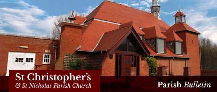 Palm Sunday – 2021 – Parish Bulletin